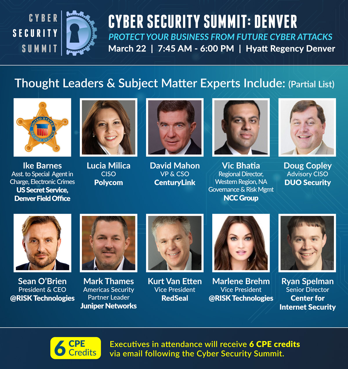 Protect Your Company From Cyber Attacks with the Cyber Security Summit
